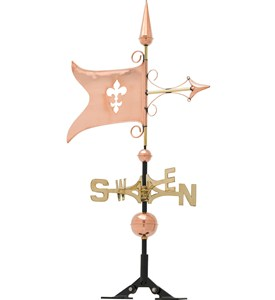 Rooftop Weathervane - Banner Image