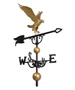 46 Inch Rooftop Weathervane - Eagle