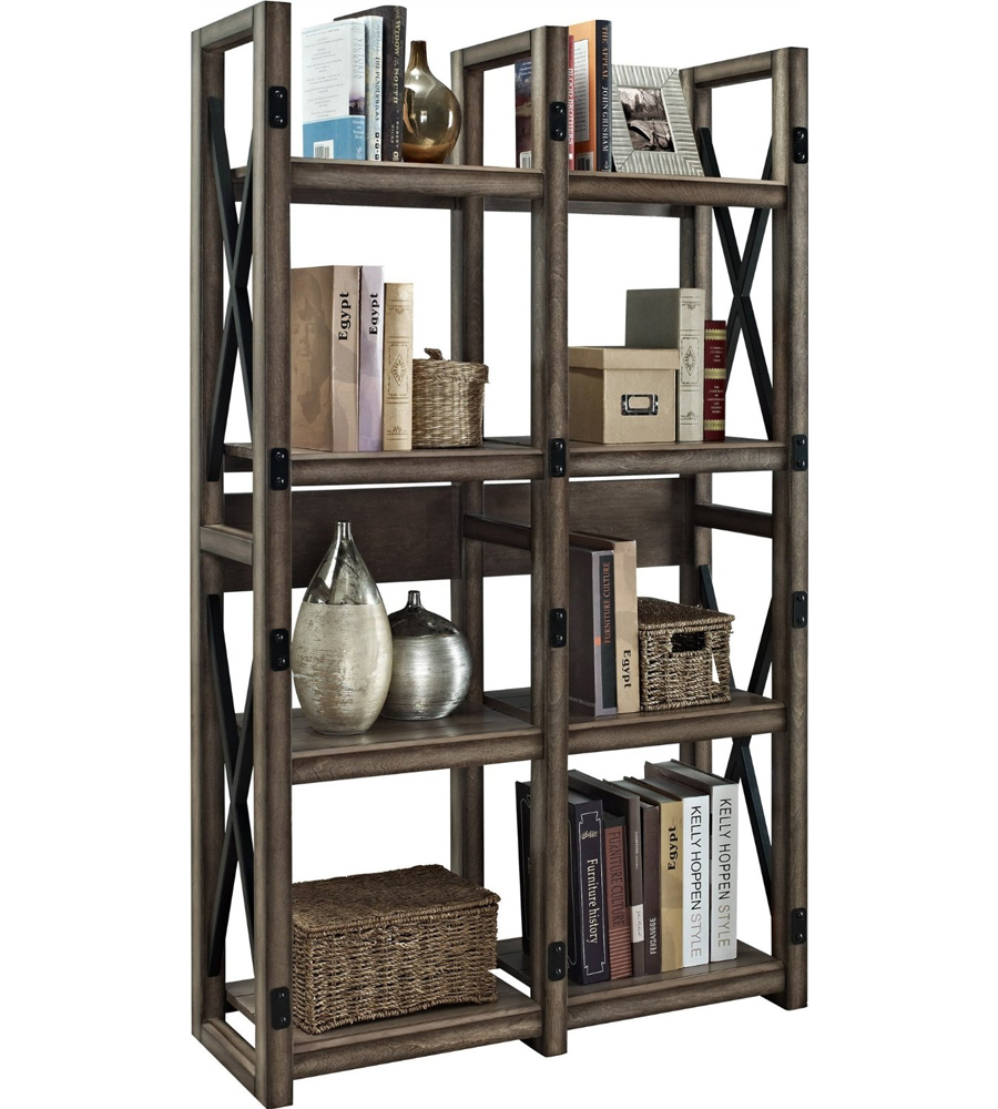 Room Divider Bookcase in Bookcases