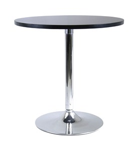 Round Dining Table by Winsome Trading Image