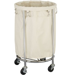 Laundry Hamper - Round - Commercial Duty Image