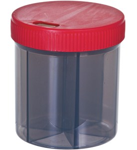 Round Vitamin Dispenser and Organizer Image