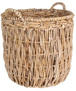 Home underbed storage baskets wicker underbed storage basket - Round Wicker Basket