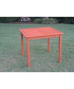 Royal Tahiti 32 Inch Square Table by International Caravan