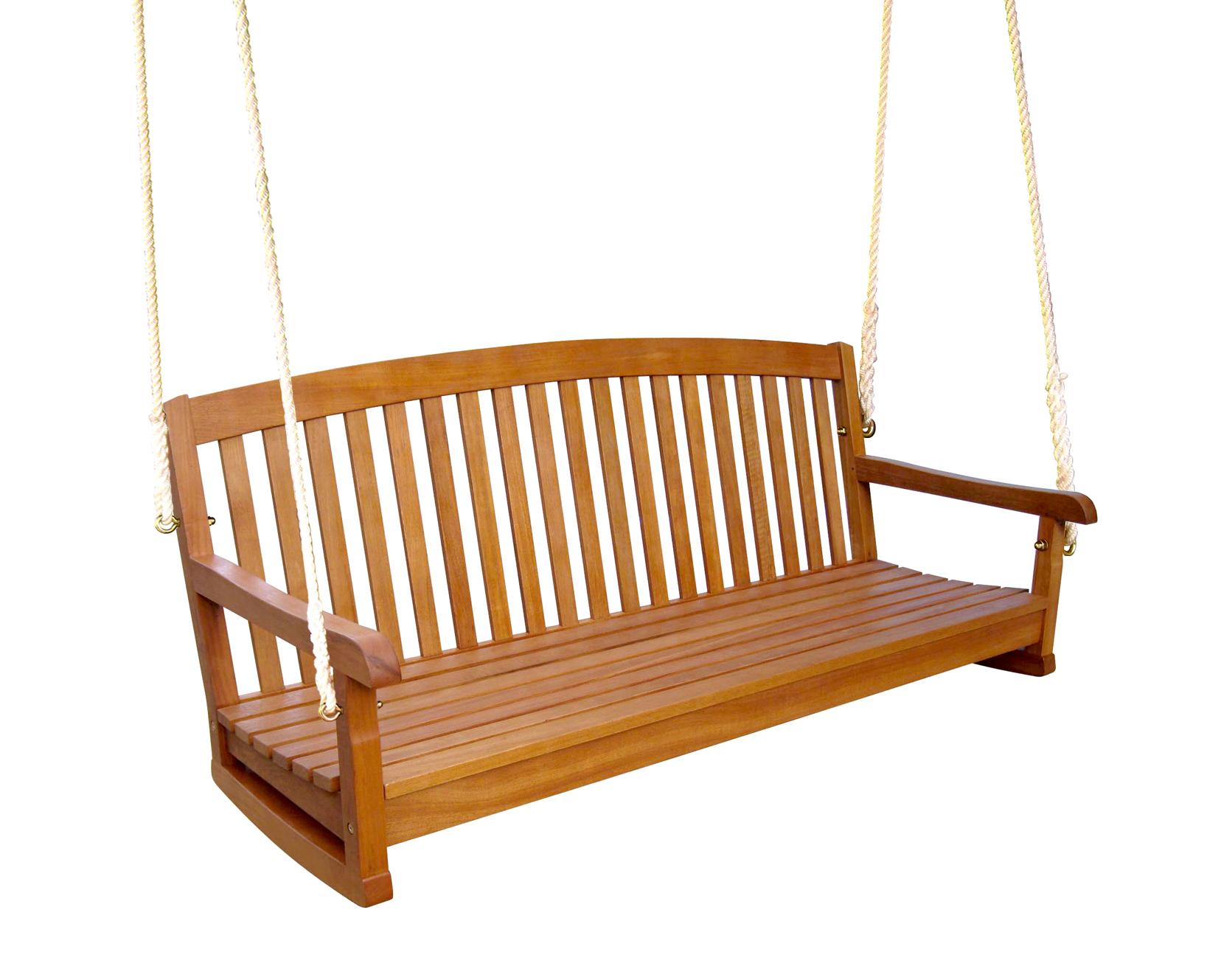 Royal Tahiti Three Seat Swing In Swings