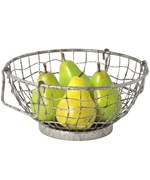 Rustic Fruit Bowl
