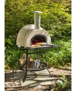 Rustic Wood Fired Oven by Rustic Natural Cedar