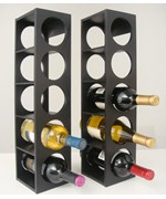 Rutherford Wine Rack - Set of Two by Proman