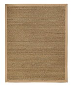 Sabertooth Seagrass Area Rug
