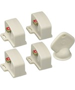 Safety First Child Proof Locks - Five Piece Set
