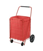 Folding Shopping Cart - 100 lb