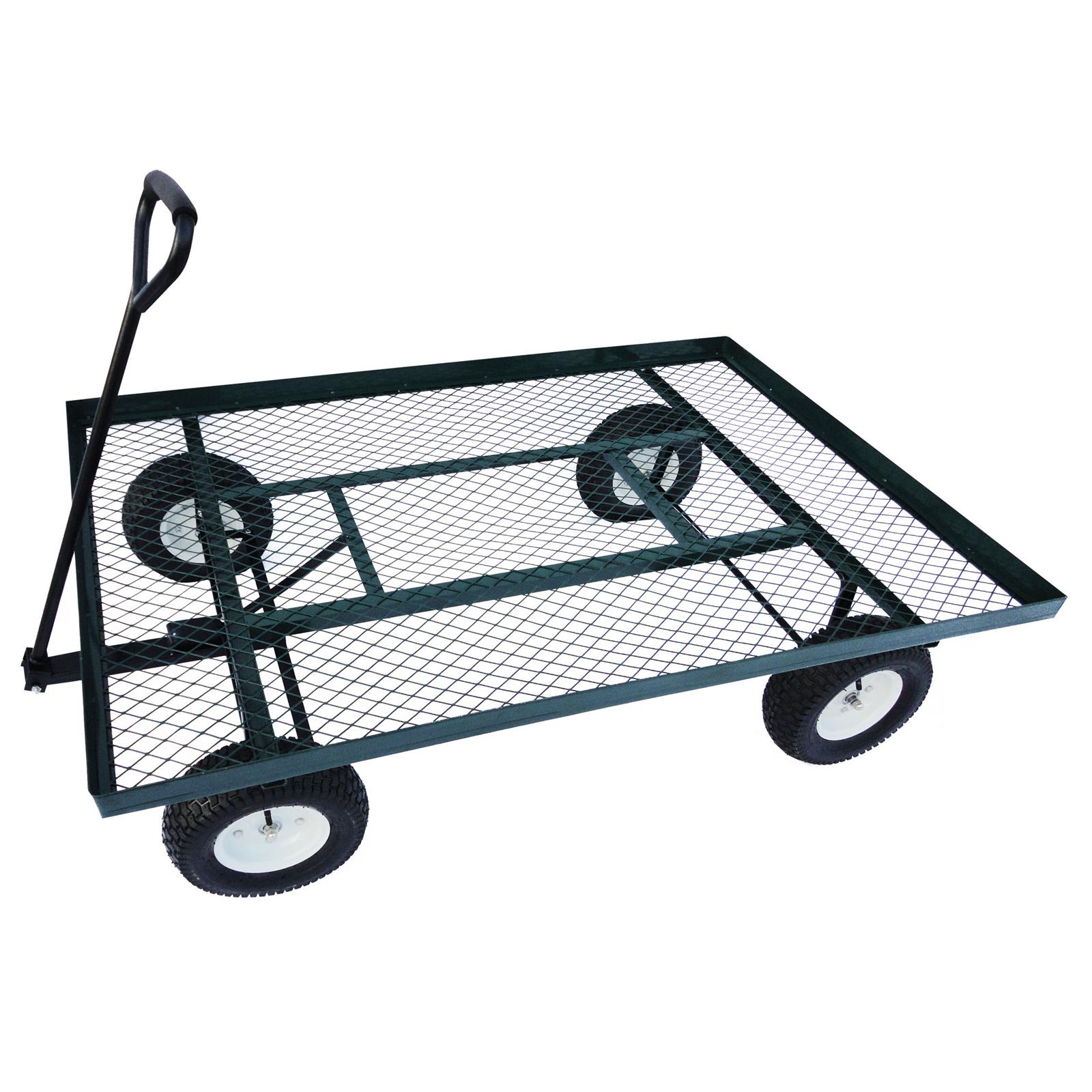 Over Sized Nursery Wagon In Garden Wagons