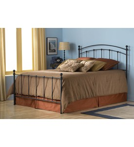 Sanford Bed with Frame by Fashion Bed Group Image