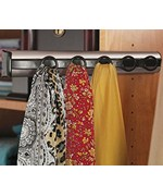 Scarf Display Rack - Sliding