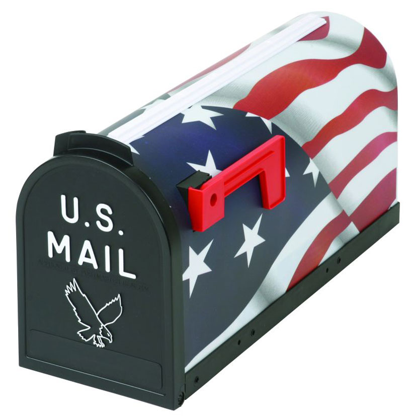Curbside Mailbox Scenic Designs In Home Mailboxes