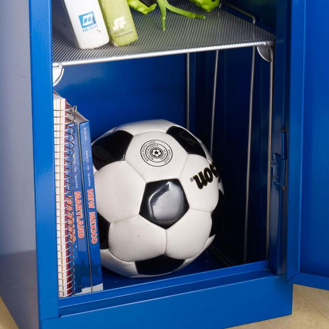 School Locker Shelf Image - School Locker Shelf In Locker Organizers