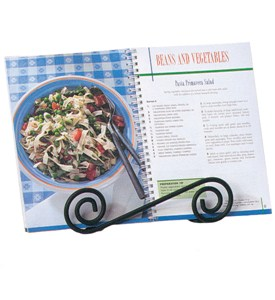 Scroll Cookbook Holder Image
