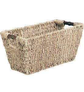 Seagrass Basket with Handles Image