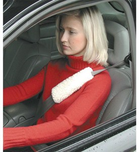 Seat Belt Shoulder Pad Image