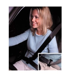 Seat Belt Strap Adjuster (Set of 2) Image