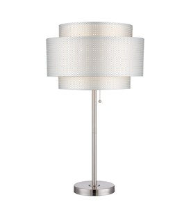 Sebille Table Lamp by Lite Source Image
