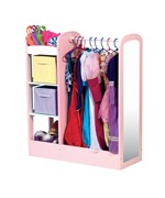 See and Store Dress-up Center By Guidecraft