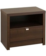 One Drawer Night Stand - Series 9