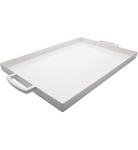 Serving Tray - Large White Image