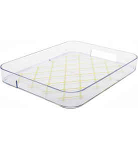Serving Tray with Handles Image