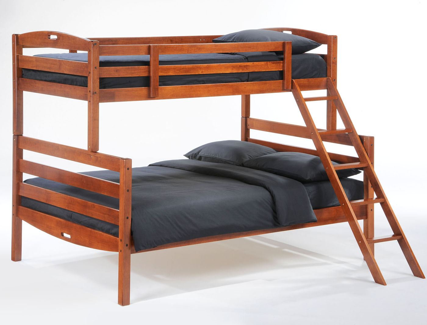 Twin And Full Size Bunk Bed In Bunk Beds