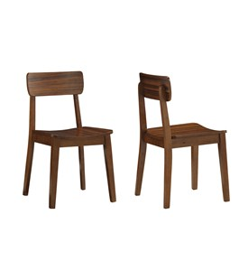 Set of 2 Hagen Dining Chairs by Boraam Industries Image