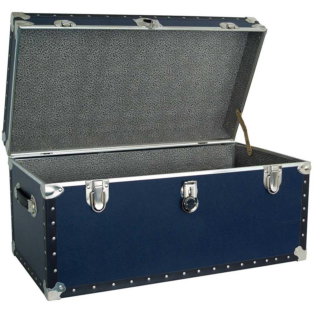 Seward classic storage trunk 31 inch in storage trunks - Footlockers storage ...