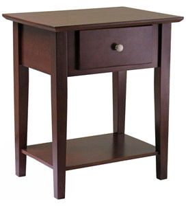 Shaker Accent Table Image