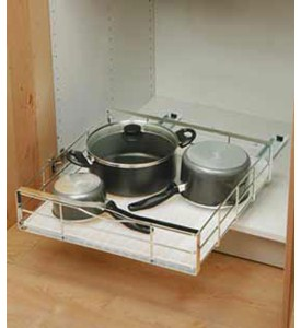 20 inch pull out cabinet organizer in under sink organizers. Black Bedroom Furniture Sets. Home Design Ideas