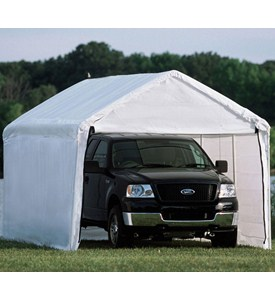 ShelterLogic 10 x 20 Enclosed Carport Image