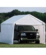 ShelterLogic 10 x 20 Enclosed Carport