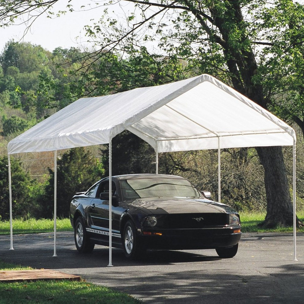 ShelterLogic 10 x 20 Instant Garage in Carports