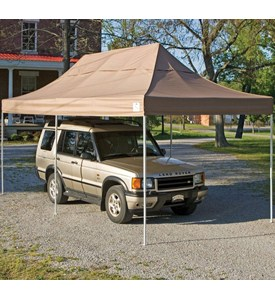 ShelterLogic 10 x 20 Pop Up Carport Image