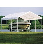 ShelterLogic 12 x 20 Boat Storage Canopy