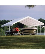 ShelterLogic 12 x 30 Shade Canopy