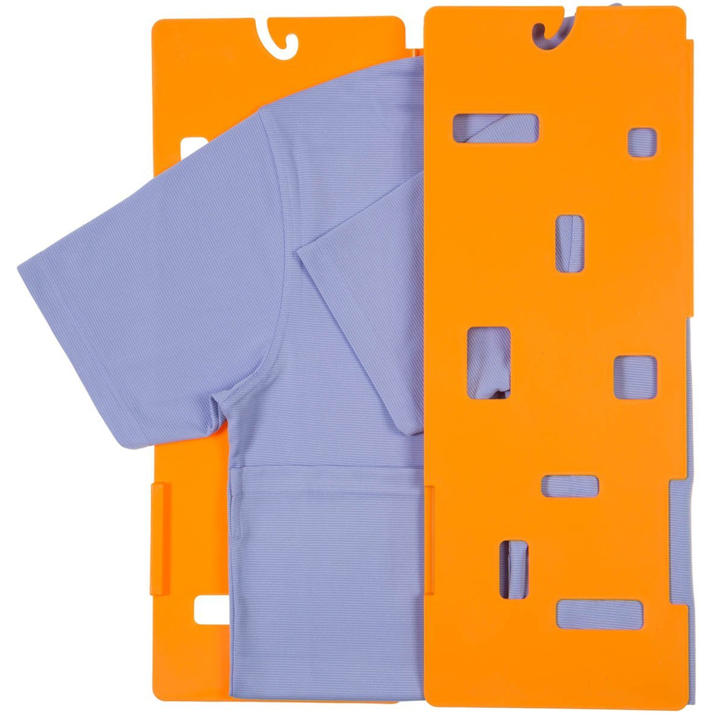 shirt folding board junior sized in laundry room organizers