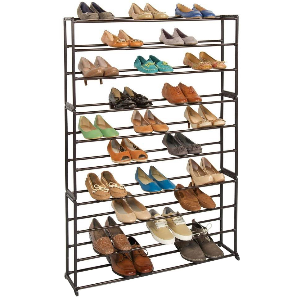 Uncategorized Shoe Cabinet Organizer shoe rack organizer bronze in racks image