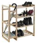 Shoe Rack with Umbrella Stand