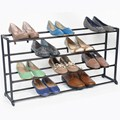 Shoe Storage Rack - Bronze