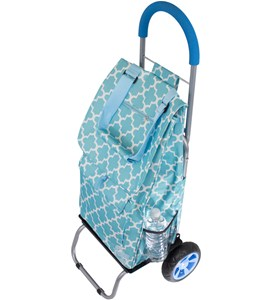 Shopping Trolley Cart - Trendy Designs Image