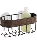 Shower Caddy Basket - Bronze