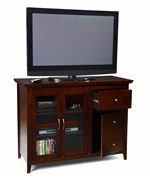 Sierra Highboy TV Stand by Convenience Concepts