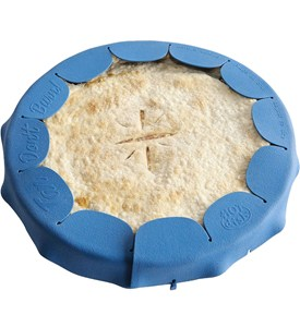 Silicone Pie Crust Shield Image
