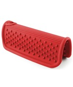 Silicone Pot Handle Holder - Red