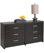 Six-Drawer Dresser - District